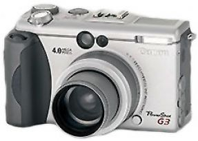 Canon Power Shot G3